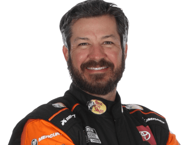 Martin Truex Jr. headshot