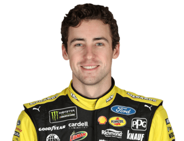 Ryan Blaney headshot