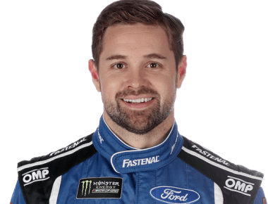 Ricky Stenhouse Jr. headshot