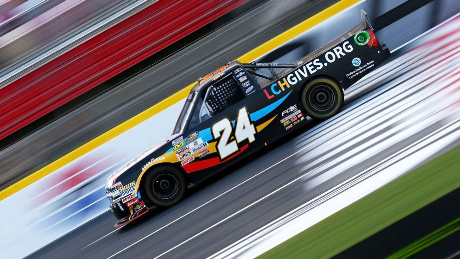 No. 24 Truck Series team penalized post-Charlotte