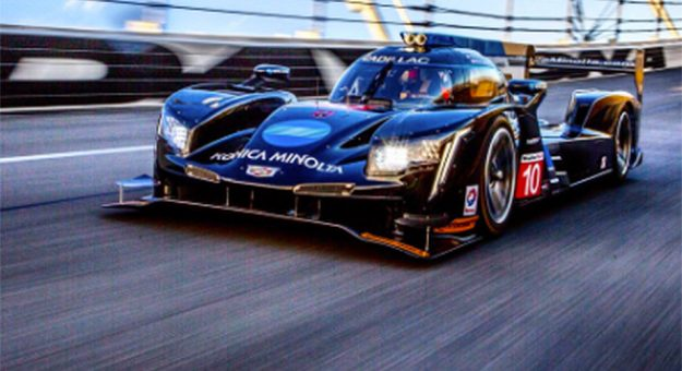 All Jokes Aside Gordon Eager To Be Atop Rolex 24 Podium Official