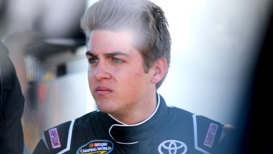 Gragson scores first top-five finish in Martinsville debut