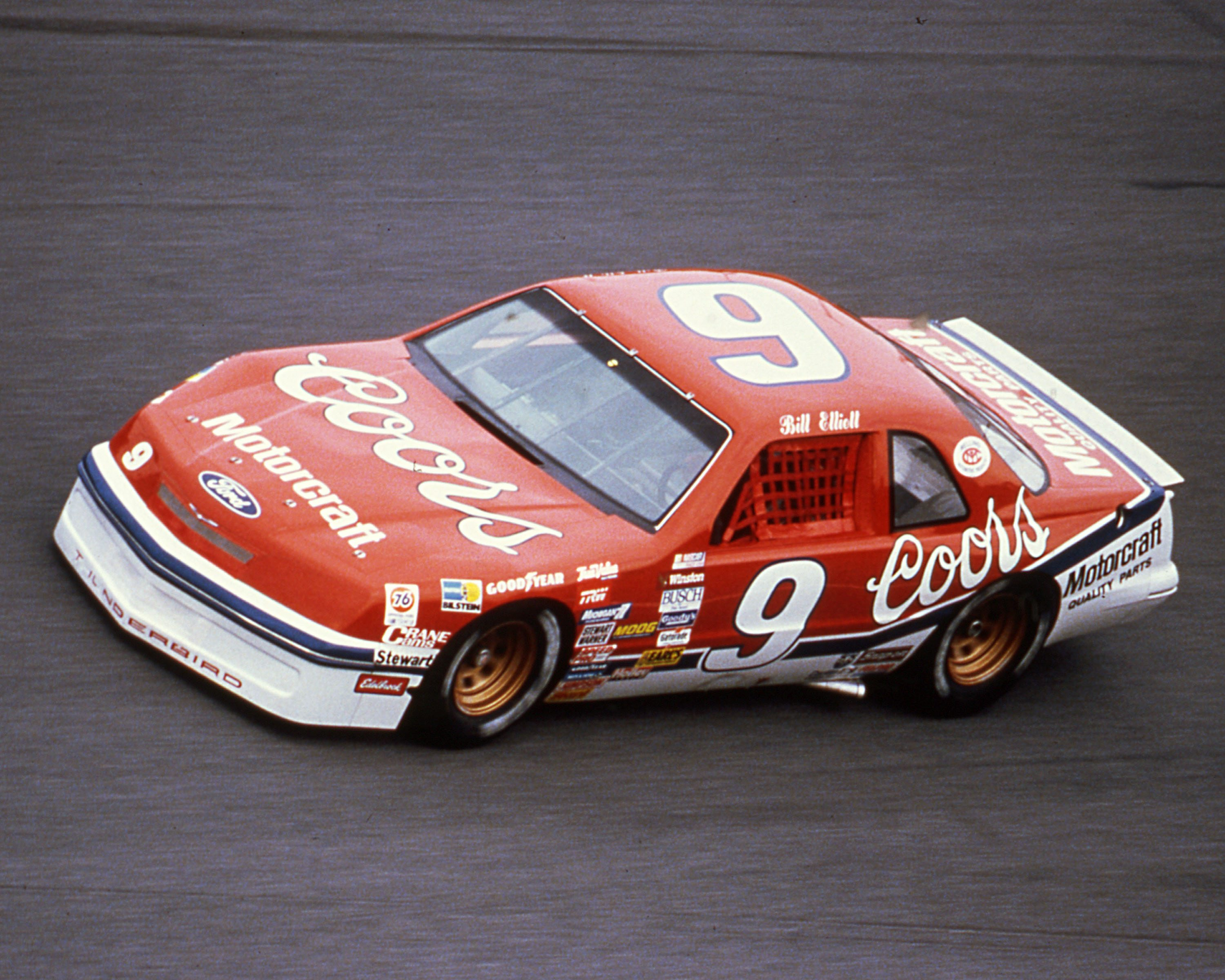 Bill Elliott's top 5 moments in the No. 9 | Official Site ... Nascar Top View