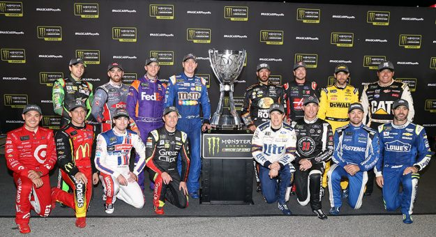 NASCAR Playoffs field