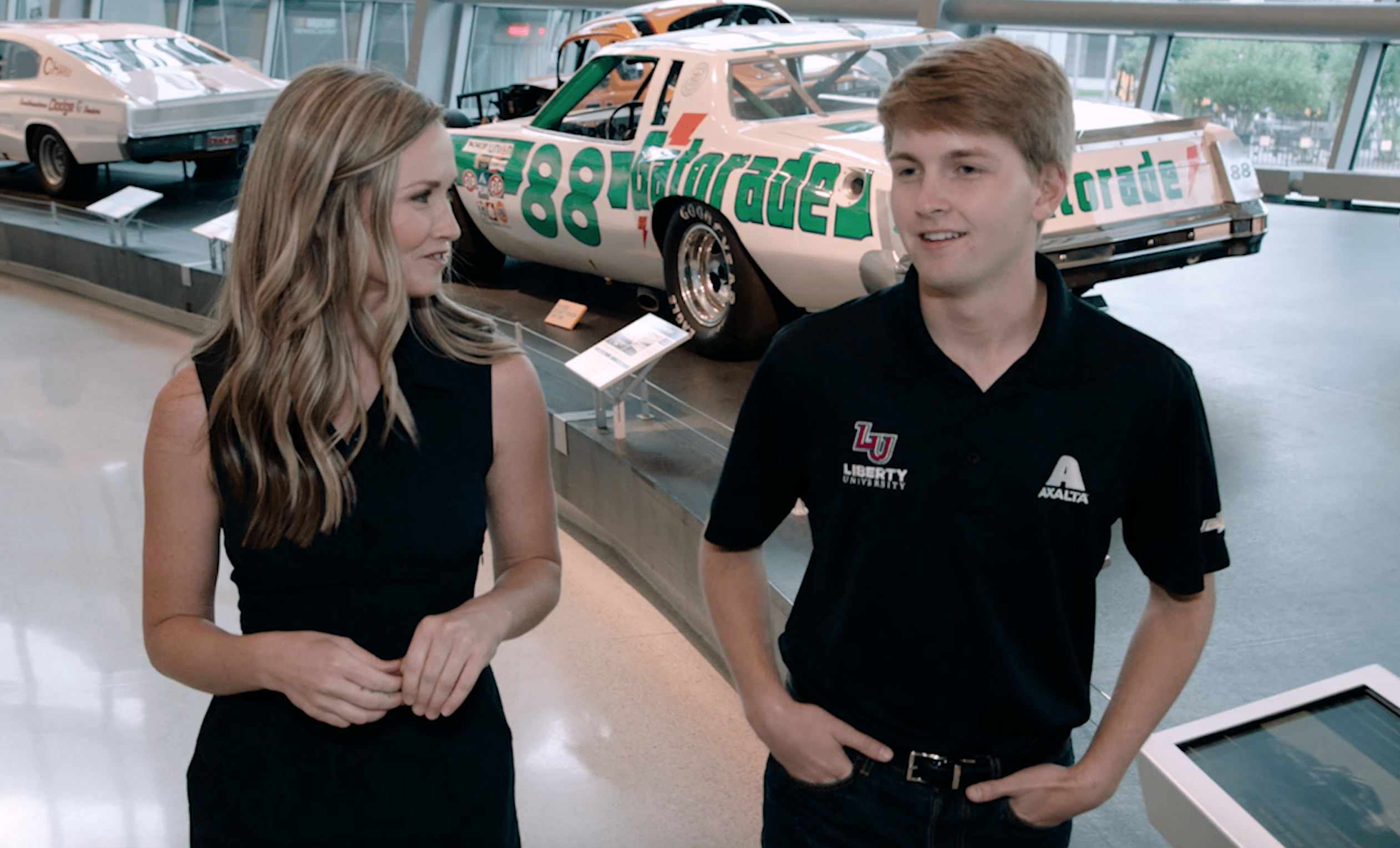 A Walk Among The Greats William Byron On Gordons Legacy Official