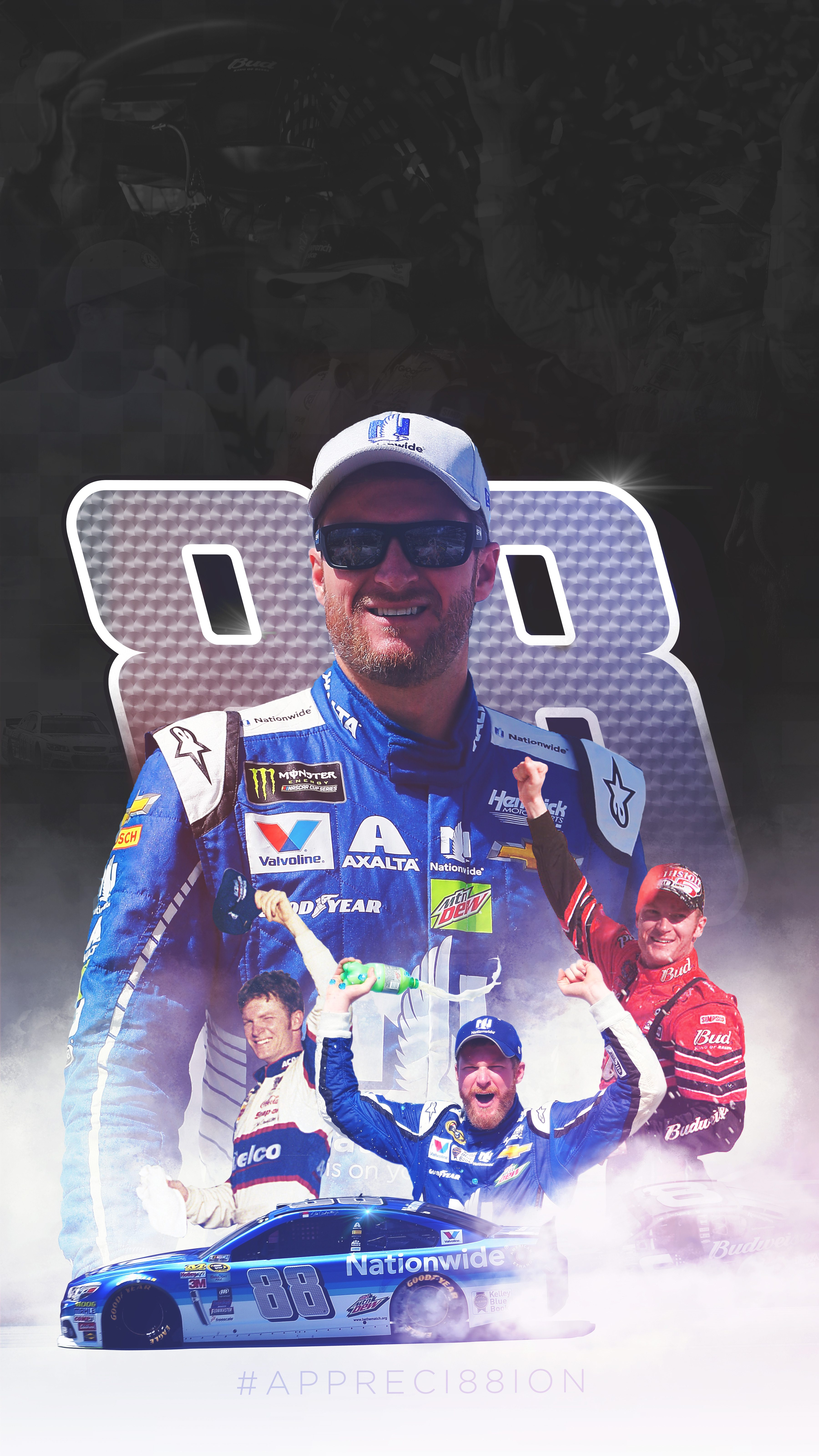 Nascar Playoffs Wallpapers Home Screens Available Now