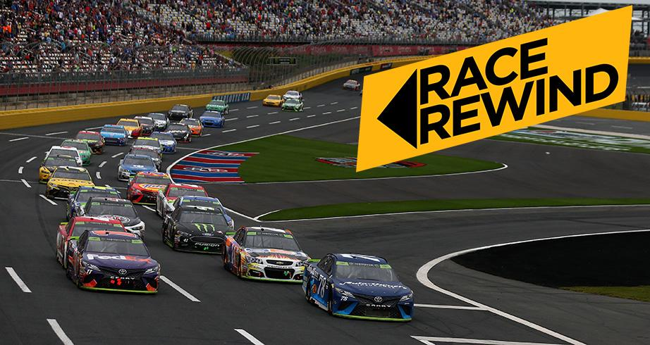 Official Site Of Nascar: Race Rewind: Charlotte In 15