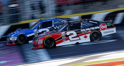 Bubba in, Ty Dillon and others out in Chase elimination