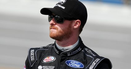 Jeb Burton to make first Sprint Cup start of 2016