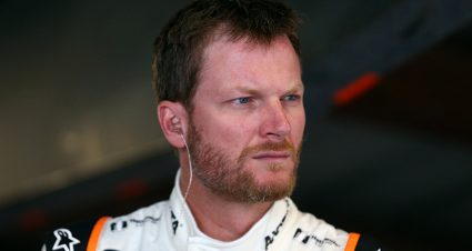 Dale Earnhardt Jr. opens driver confessional with #IWreckedEm