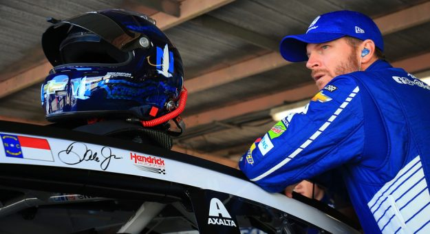 Dale Jr On Helmets Race Cars And Who Gets His Own At Seasons End