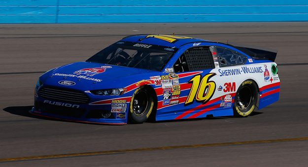Sherwin Williams Auto Paint >> Sherwin Williams Renews As The Official Paint Of Nascar