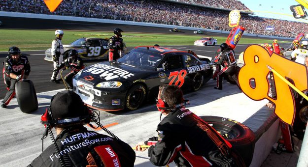 Three Cars For Furniture Row In 2020 Official Site Of Nascar