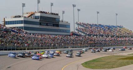 Xfinity and Truck Series both set for surprises at Iowa