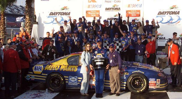Michael Waltrip to drive No  30 in Daytona 500 | Official