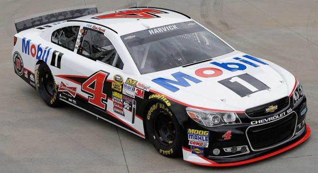 Kevin Harvick Adds Mobil 1 As Primary Sponsor Official Site Of Nascar