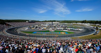 Trackside Live is back in action at New Hampshire