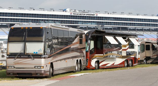 Prevost joins family of official NASCAR partners | Official