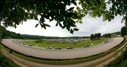 Road America shaping up to be an 'awesome' weekend
