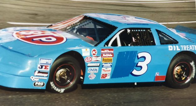 5d6e5ef6d7 Dale Earnhardt Jr. on time he drove Petty-blue No.  3  Ford