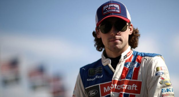 Ryan Blaney hair