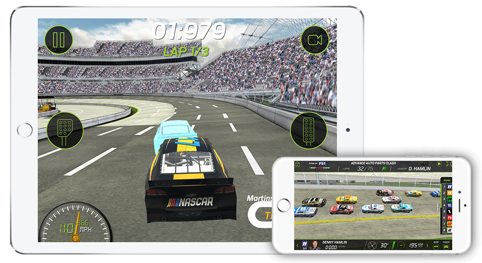 Mobile | Official Site Of NASCAR