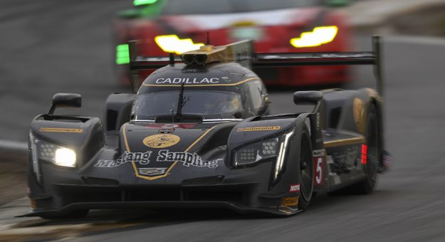 Action Express Cadillac In At The 2018 Rolex 24 Daytona