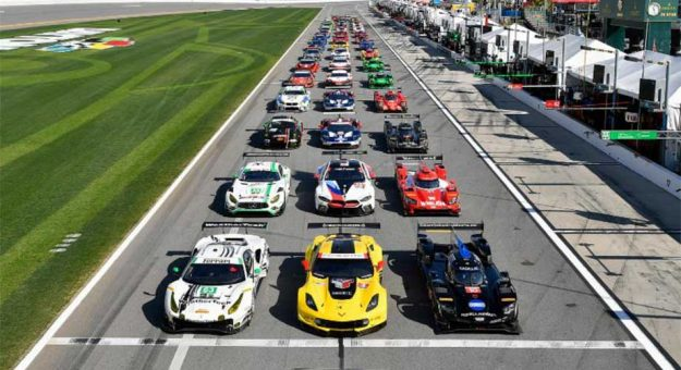 Photo 2018 Rolex 24 At Daytona Full Field