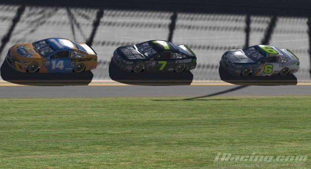 iRacing results Daytona 2018 season opener | NASCAR com