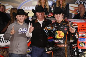 Ty Dillon, Austin Dillon, Richard Childress