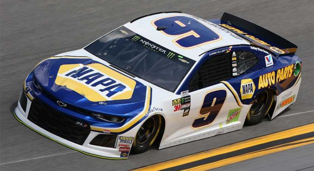 hendrick motorsports napa announce two year extension nascar com