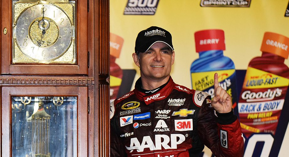 Jeff Gordon open to racing a truck at Martinsville | NASCAR.com