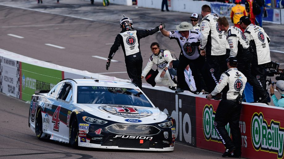 Kevin Harvick With A Statement Win