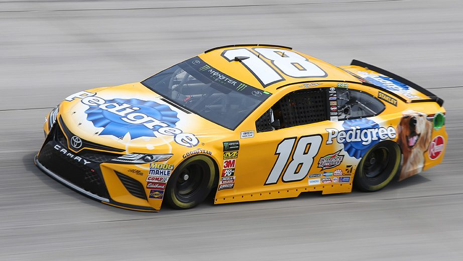 Kyle busch baffled by mechanical failure at dover - Pictures of kyle busch s car ...