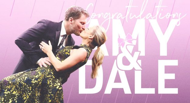 Dale and Amy welcomed a baby girl on Tuesday May 1\
