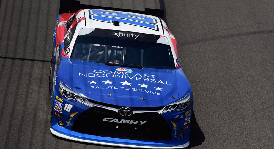 No. 18 Xfinity car fails postrace inspection at Pocono | NASCAR.com