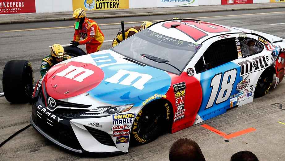Michigan penalty report: Three JGR teams given L1 penalty | NASCAR.com