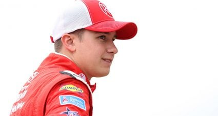 Christopher Bell will make broadcasting debut at Eldora