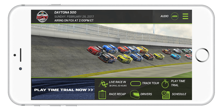 Get RaceView on your Mobile Device