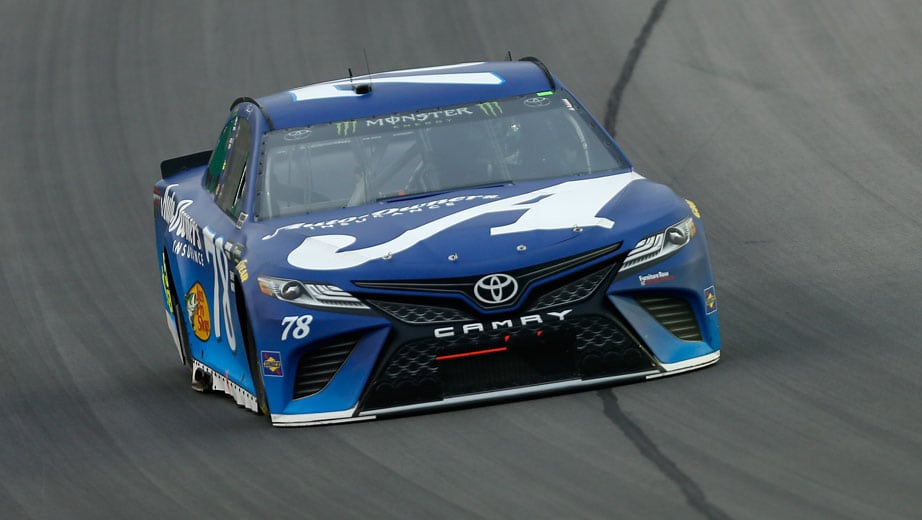 Truex Jr. snags Stage 1 and 2 wins in Kentucky