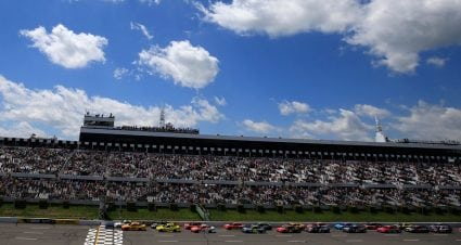 Full weekend schedule for Pocono and Iowa