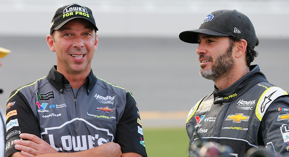 Chad Knaus inks two-year extension with Hendrick | NASCAR.com