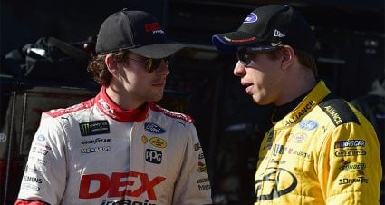 Keselowski on team's performance: 'We've been good … in a sport of great'