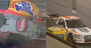 Mashup: Watch Eldora finish with classic Darlington audio