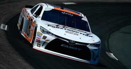 Two Xfinity top-five finishers fail post-race inspection at New Hampshire
