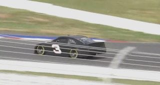 Take a lap around Charlotte's road course with Austin Dillon