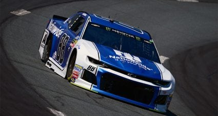 Start time for Monster Energy Series race at New Hampshire moved up