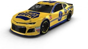 Chase Elliott Throwback Darlington
