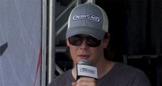Trackside Live: Jones joins the crew in Kentucky