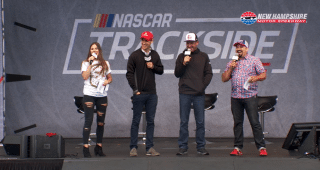 Trackside Live: Sunday Funday with Bowyer, Logano